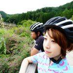 富士山女孩的單車日誌