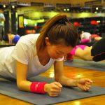 透過自己的身體做練習