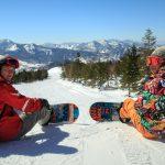 輕井澤滑雪