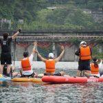 台灣【SUP立槳】坪林親水公園X消暑觀光體驗