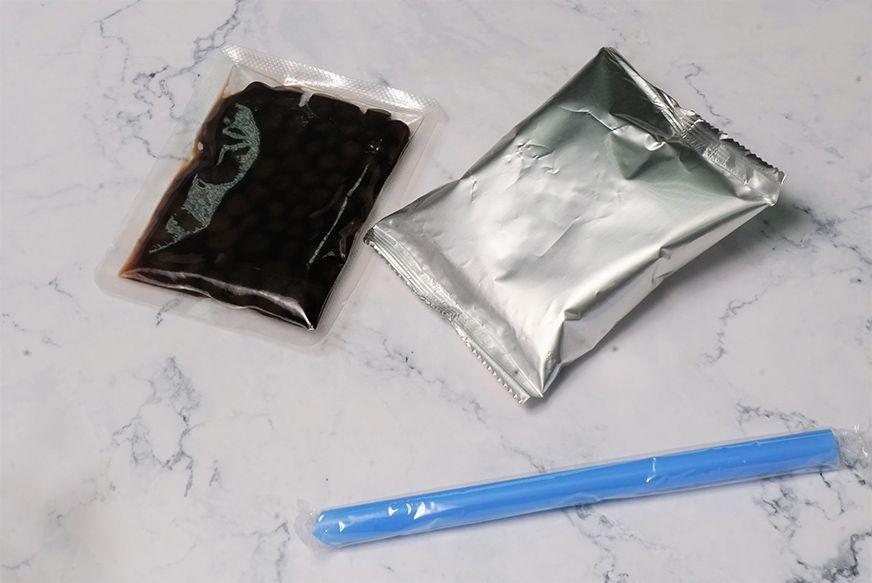黑糖珍珠奶茶