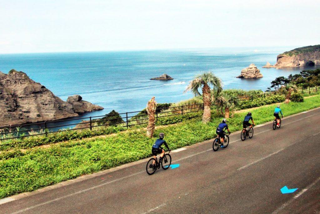 伊豆單車-自行車旅遊