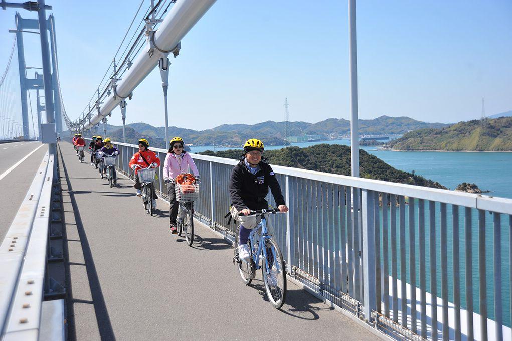島波海道單車-自行車旅遊