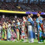 東京奧運的紀念和服誕生、213件的和服為世界一同打氣
