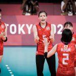 最受矚目的日本排球,2020奧運失利止步