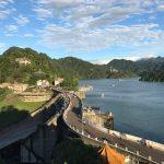 台北到大溪的單車旅遊 台北から大渓までの自転車旅行