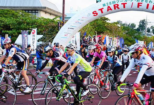 環沖繩單車賽