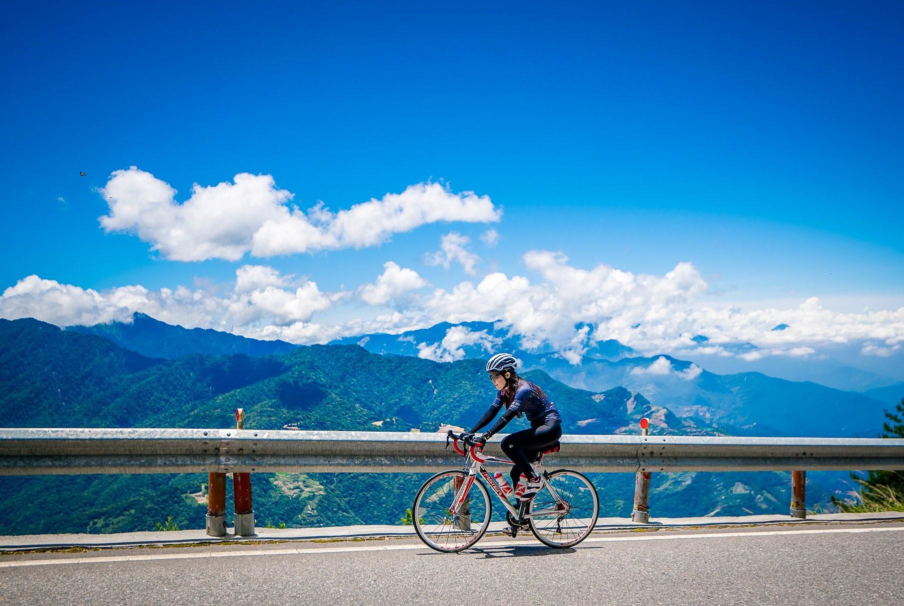 武嶺單車-自行車旅遊