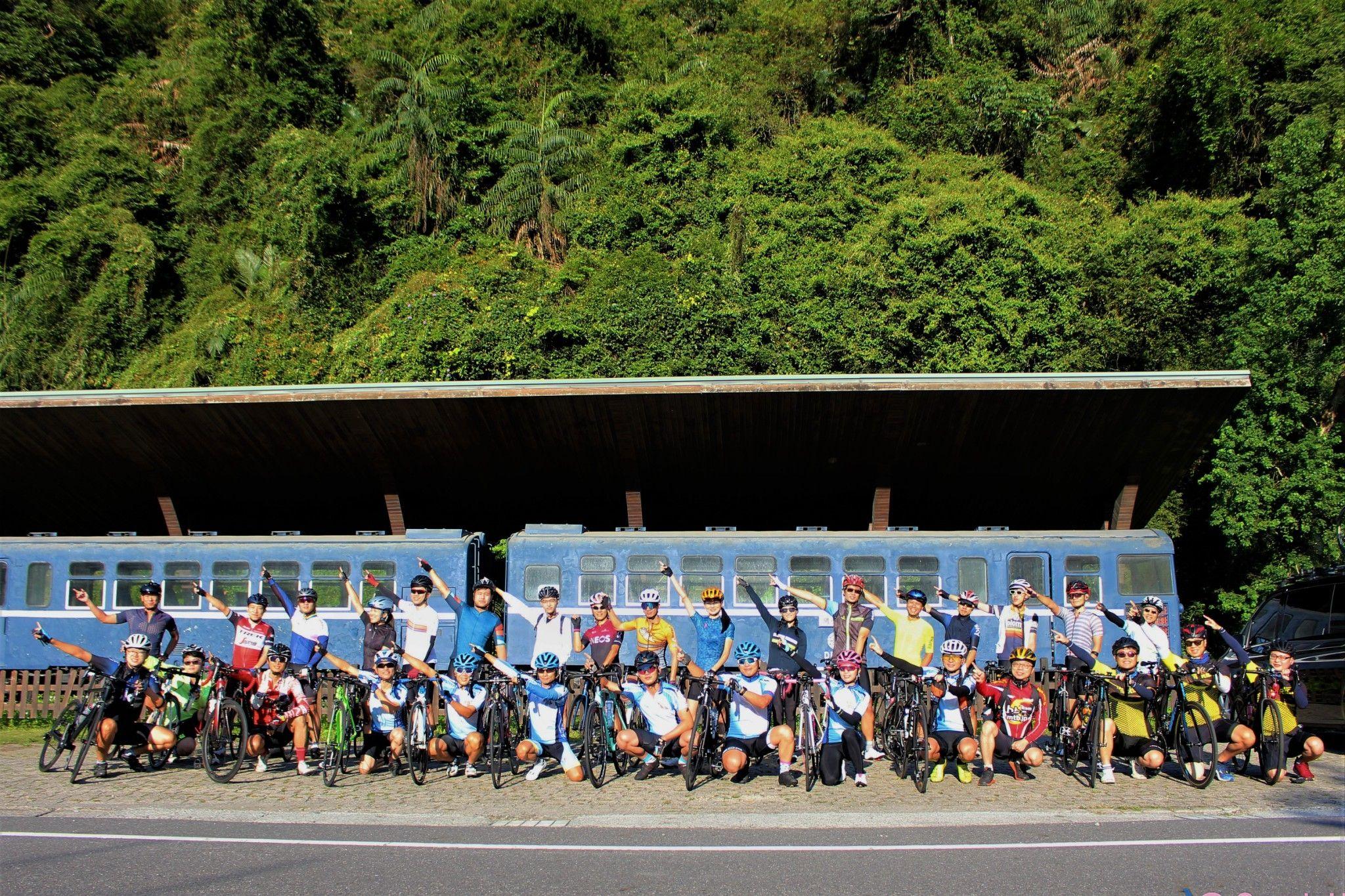 太平山單車-自行車旅遊