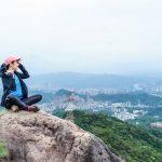 劍潭・金面山縱走,結合小百岳、觀機平台以及 360 美景的優質登山步道